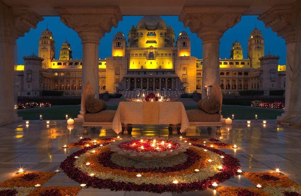 UMAID BHAWAN PALACE, INDIJA
