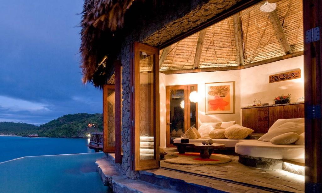 LAUCALE PRIVATE ISLAND RESORT, FIDŽI