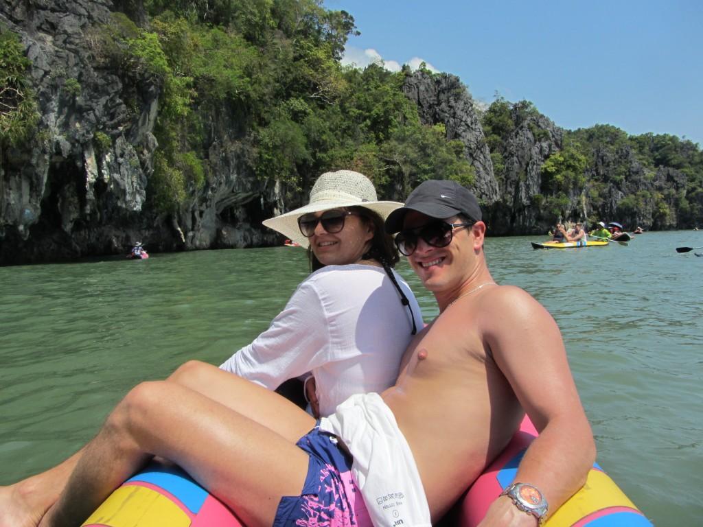 silvija mario tajland 2012